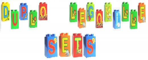 LEGOS For Toddlers: Fun Duplo Sets