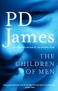 The Children of Men by PD James Book Cover