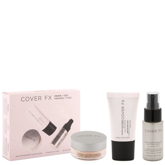 CoverFX Prime and Set Kit