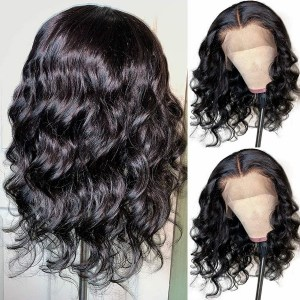 Andrai Hair Synthetic Lace Front Wig