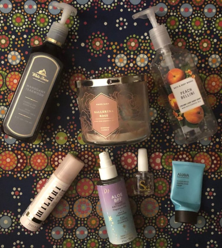 January 2021 Home and Hand Care Empties