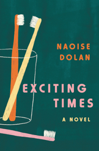 Exciting Times Book Cover