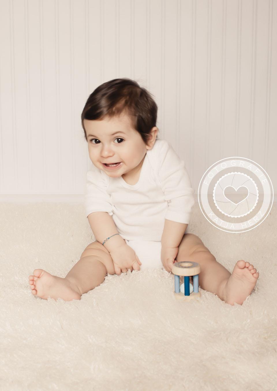 Ben  Marie 1 Jahr alt  Katja Herz Fotografie
