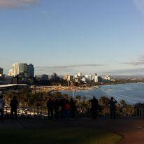 Ausblick Perth
