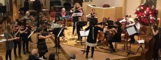 Intermezzo bij Kerstconcert 2016