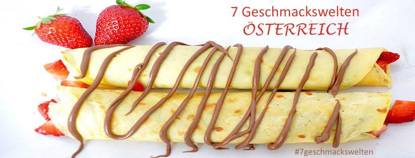 Die Food-Blogger-Parade #Geschmackswelten kochen im April Österreichische Küche.