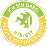 Ich war dabei beim FoodBloggerCamp 2017 in Düsseldorf!