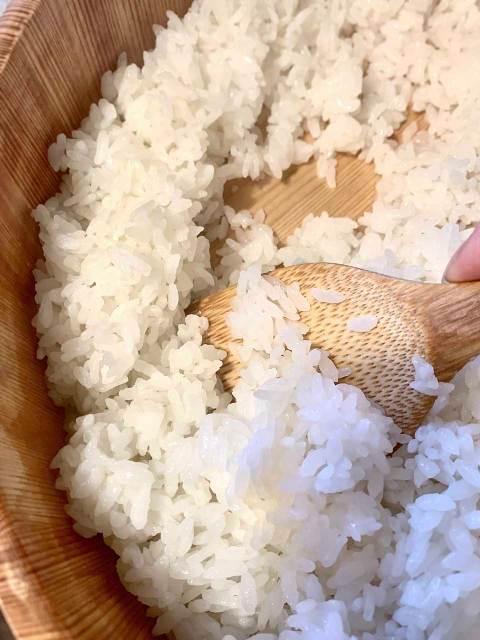 Rezept für perfekt zubereiteten Sushireis