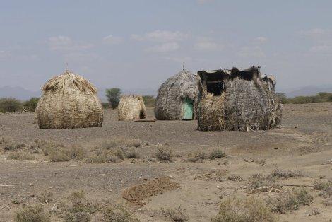 Turkana homes
