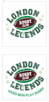 London Legends Logo IDEA 1