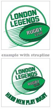London Legends Logo IDEA 4