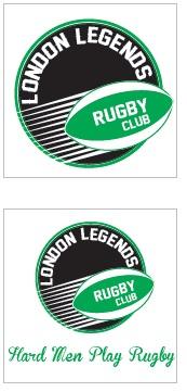 London Legends Logo IDEA 5