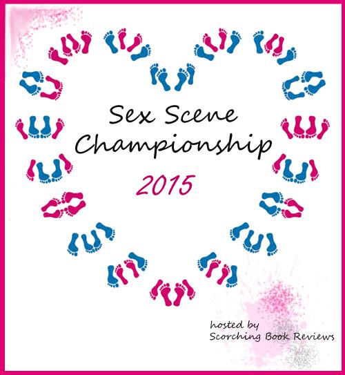 Scorching Book Reviews Sex Scene Championship 2015