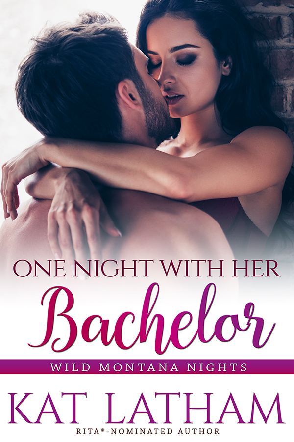 One Night with Her Bachelor book cover
