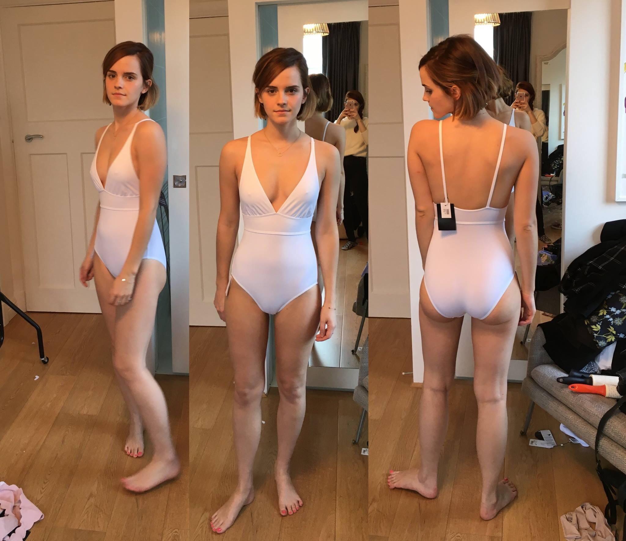 Filtran fotos ntimas de Emma Watson  Katllanastv