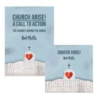 Church Arise Book and CD Bundle
