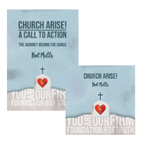 Church Arise Book and CD Bundle