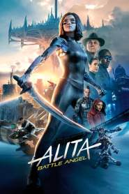 Alita Battle Angel (2019) Dual Audio Hollywood Hindi Dubbed