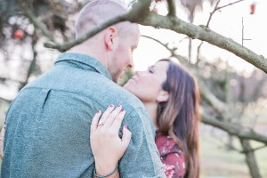 Romantic vineyard engagement session.  Engagement and Couples Portrait Photography by Lodi, CA Photographer KCM Photography