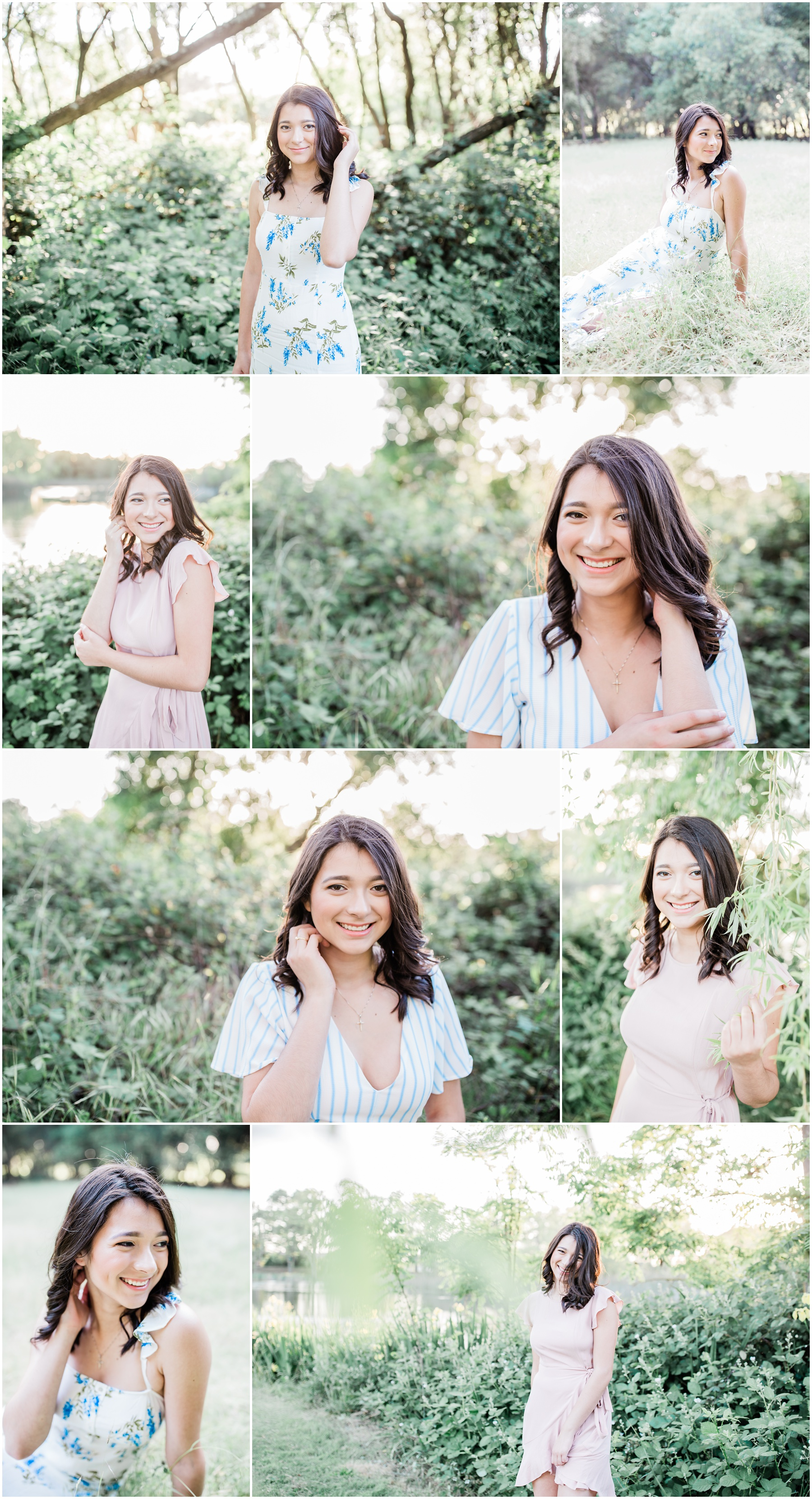 Senior Portraits, Senior Photos, Senior Pics, Lodi Photographer, Sacramento Photographer, Senior Portrait Session set in a rustic outdoor setting by a river at sunset