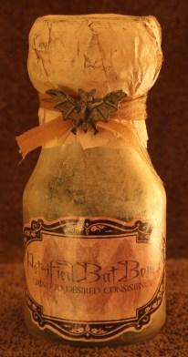 Petrified Bat Bones-early attempt