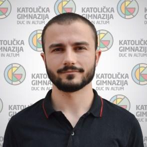 Dominik Pavelićprofesor latinskoga i grčkoga jezika
