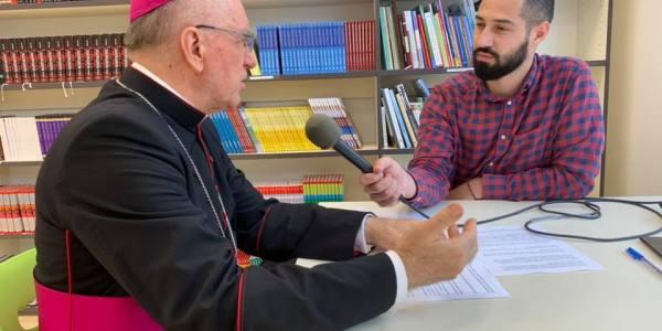 Intervju biskupa Škvorčevića za Hrvatski katolički radio