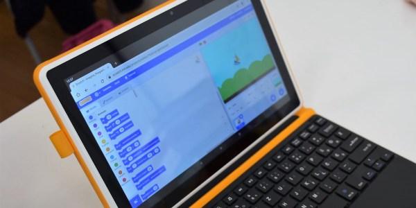 Učenici Katoličke osnovne škole u Novskoj izradili svoju računalnu igru