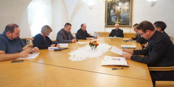 Radni sastanak ravnatelja katoličkih škola Požeške biskupije