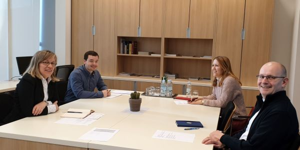 Sjednica Povjerenstva za pripremu trajne formacije ravnatelja i stručnih službi u katoličkim školama