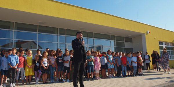 S radom počela Katolička osnovna škola Ivo Mašina u novoj školskoj zgradi na Bokanjcu