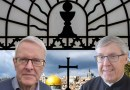 Biskop Czeslaw Kozon & redaktør Torben Riis