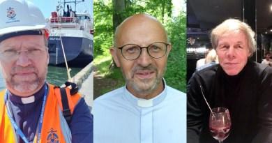 Sømænd, Samtale og Sang