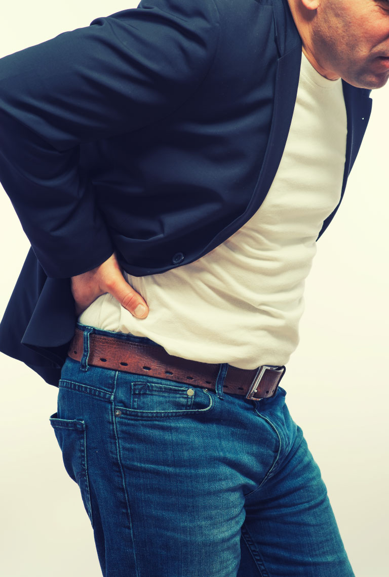 Lower back and leg pain treatment