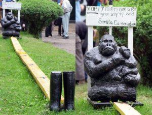 Gorilla Treking