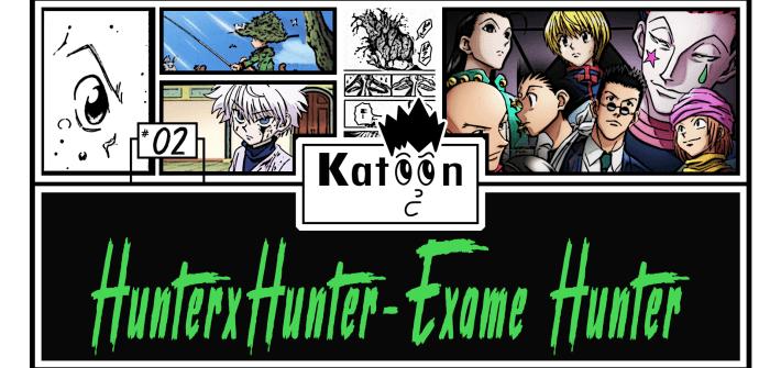 Hunter x Hunter: Exame Hunter x Torre Celestial-capa