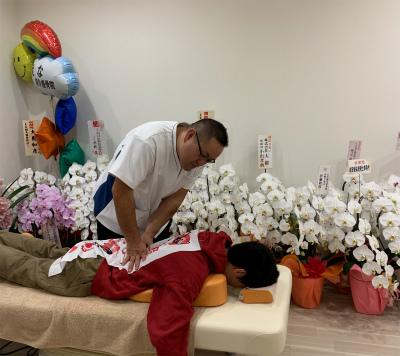 名古屋市中村区のえな鍼灸接骨院の水野和浩先生