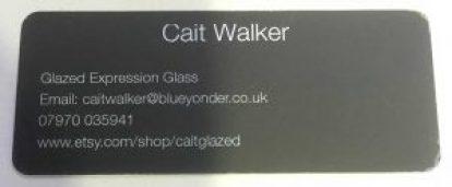 Cait Walker - Glass