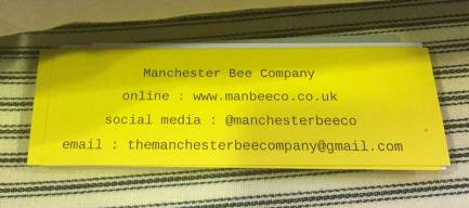 Manchester Bee Co