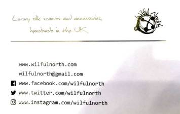 Wilful North - Silk Designs