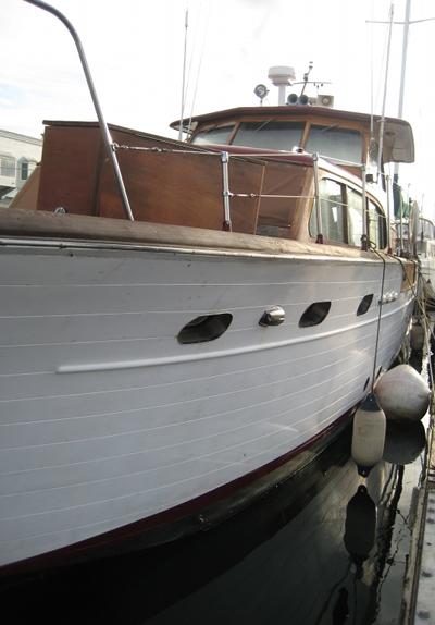 Bit Boat Bow