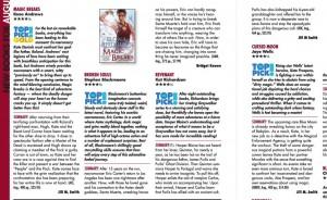 RT Book Reviews, August 2014 Top Picks