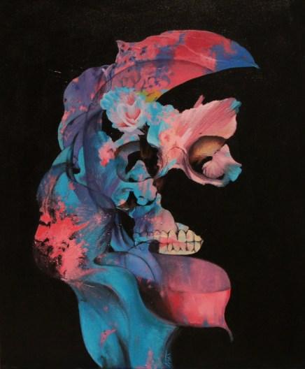 """Acrylic on canvas 18"""" x 24"""""""