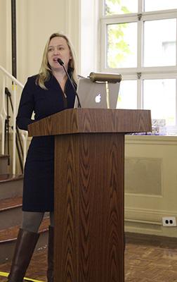 Katrina Firlik Speaking