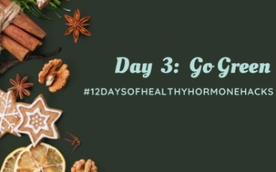 12 Days of Healthy Hormone Hacks ~ Day 3