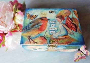 A fairies box of dreams