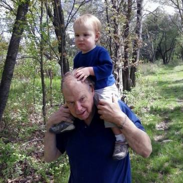 walk with papa