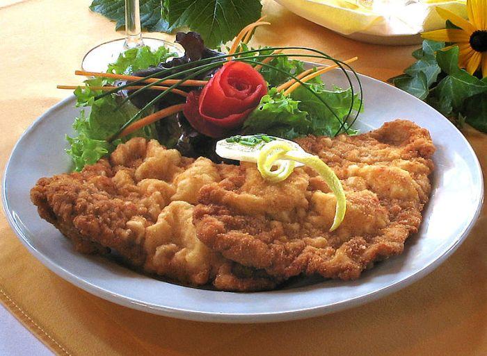 Original Wienerschnitzel Foto: kobako