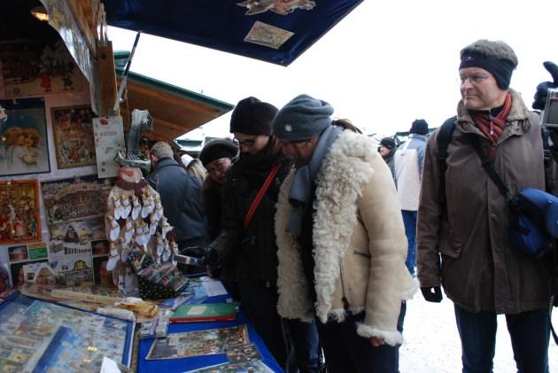 Weihnachtsmarkt in Schönbrunn