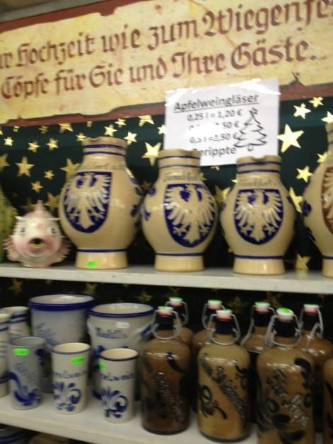 Ein echter Frankfurter braucht einen Bembel